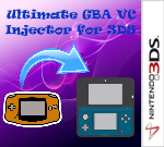 Ultimate GBA VC Injector for 3DS | NDS SceneBeta com