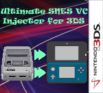 Ultimate SNES VC Injector for 3DS | NDS SceneBeta com