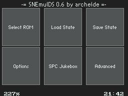 SNEmulDS | NDS SceneBeta com