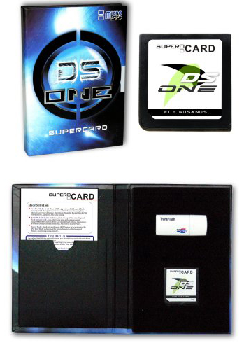 scshell ds one